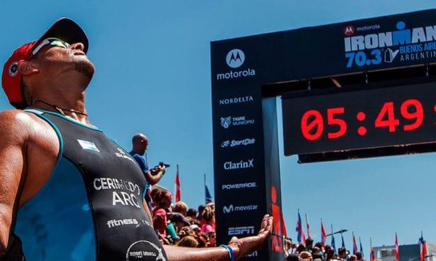 Con estrictas medidas sanitarias Ironman Buenos Aires se prepara para volver a competir en noviembre