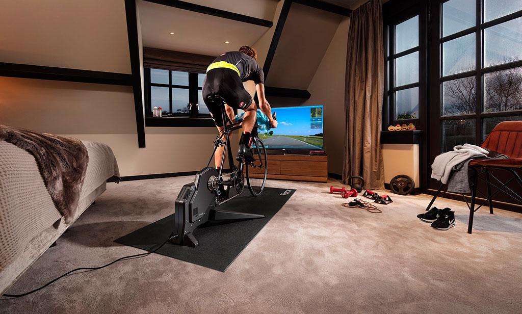 Los mejores rodillos para entrenar con tu bicicleta en casa