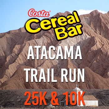 CEREAL BAR ATACAMA TRAIL RUN @ San Pedro de Atacama | 25K, 10K