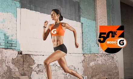 Gatorade y Strava anuncian Reto 50K para corredores