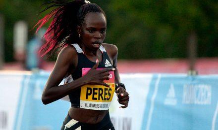 Jepchirchir bate el récord de medio maratón solo para mujeres