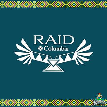 Raid de Los Andes Columbia