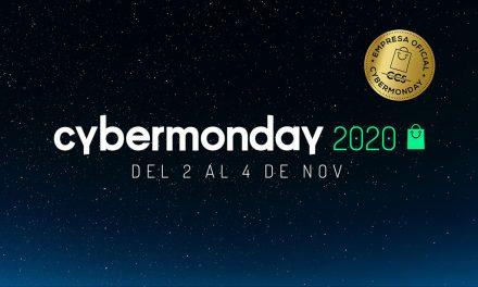 CyberMonday 2020 parte el 2 de noviembre con 601 sitios oficiales