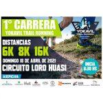 Yokavil Trail Running - Loro Huasi
