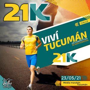 21K Media Maratón de Tucumán