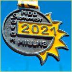 Maratón del Oeste - 7 Millas Summer