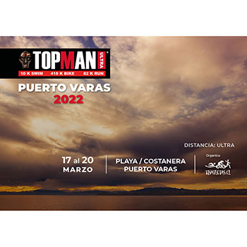 Topman Ultra Series Puerto Varas