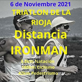 Triatlón de La Rioja