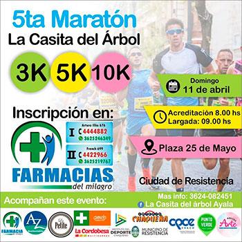 Maratón La Casita del Árbol