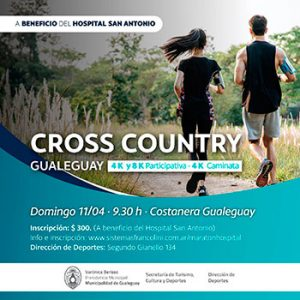 Cross Country Gualeguay