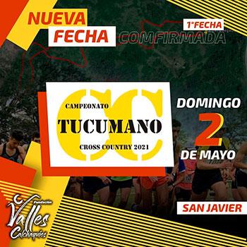 Campeonato Tucumano de Cross Country - San Javier