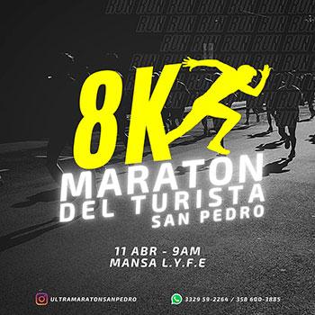 Maratón del Turista San Pedro