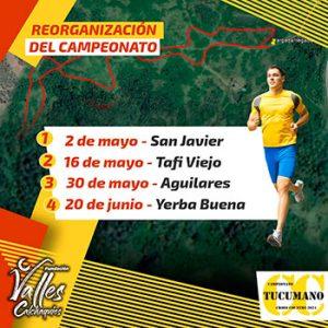 Campeonato Tucumano de Cross Country