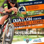 Duatlón Ciudad de Leones
