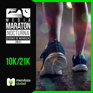Media Maratón Nocturna Ciudad de Mendoza